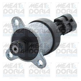Kraftstoffmenge MEAT /& DORIA 9188 Common-Rail-System Regelventil