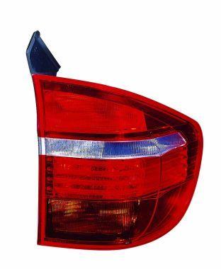 BMW X5 2014 Heckleuchte - Original ABAKUS 444-1939L-UE Farbe: rot, weiß