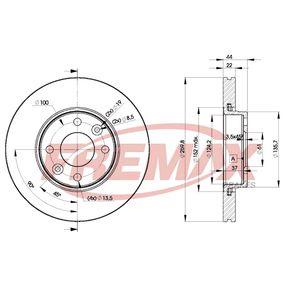 BD7795 Bremsscheiben FREMAX BD-7795 - Große Auswahl - stark reduziert
