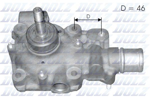 OE Original Wasserpumpe B120 DOLZ