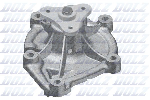 Original MINI Wasserpumpe C136