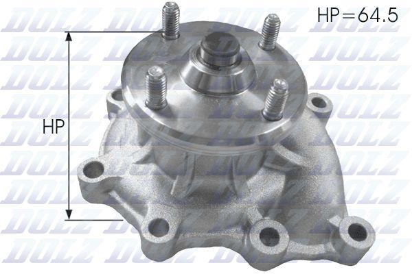 OE Original Wasserpumpe H225 DOLZ