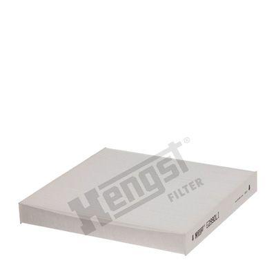 HENGST FILTER: Original Innenraumluftfilter E2990LI (Breite: 234mm, Höhe: 30mm, Länge: 224mm)