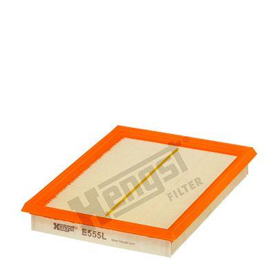 Zracni filter E555L z izjemnim razmerjem med HENGST FILTER ceno in zmogljivostjo