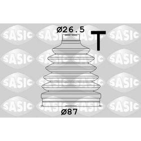 1904020 SASIC Vorderachse, radseitig Faltenbalgsatz, Antriebswelle 1904020 günstig kaufen