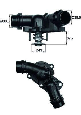 MAHLE ORIGINAL: Original Motorkühlung TM 13 97 ()