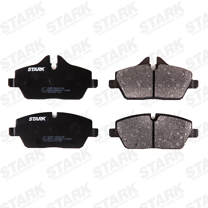 SKBP0010138 Bremsbeläge STARK SKBP-0010138 - Große Auswahl - stark reduziert
