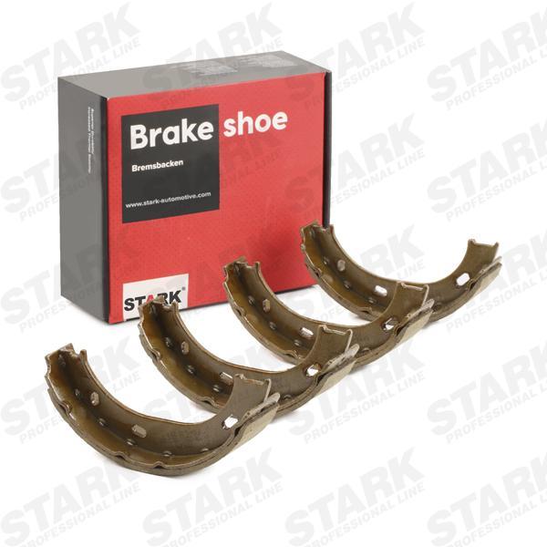 Parking Brake Components Motors STARK SKBSP-0440018 Shoe Set ...