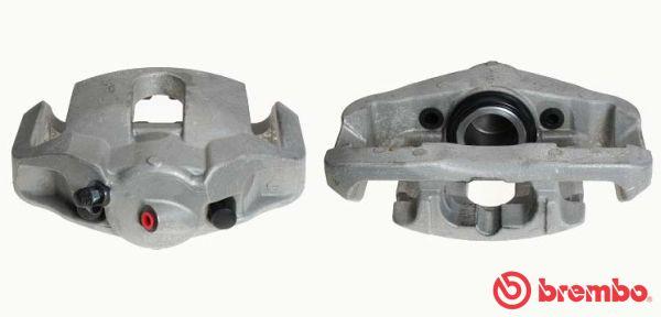 F 06 133 BREMBO Ø: 60mm, Ø: 60mm, Bremsscheibendicke: 30mm Bremssattel F 06 133 günstig kaufen