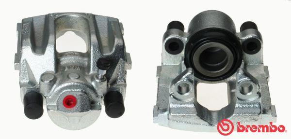 F 06 138 BREMBO Ø: 46mm, Ø: 46mm, Bremsscheibendicke: 24mm Bremssattel F 06 138 günstig kaufen
