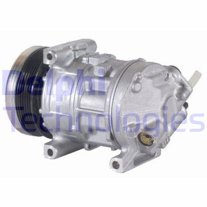 Original FIAT Kompressor TSP0155466