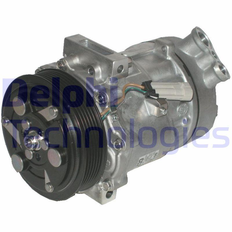 Kompressor Klimaanlage DELPHI TSP0155475