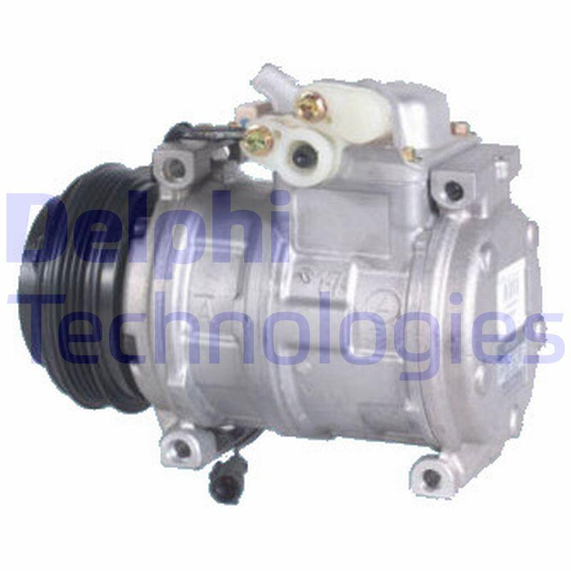 Original MERCEDES-BENZ Kompressor TSP0155809