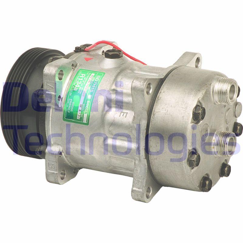 Original FIAT Kompressor Klimaanlage TSP0159042