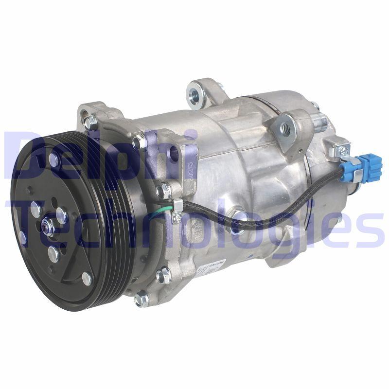 Original VW Kompressor Klimaanlage TSP0159058