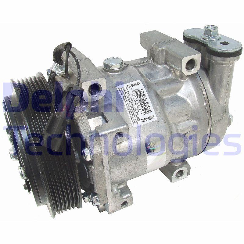 Original LANCIA Kompressor Klimaanlage TSP0159061
