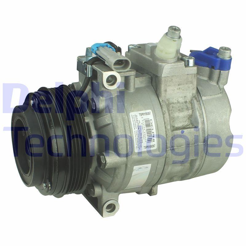 Kompressor Klimaanlage TSP0159267 Opel ZAFIRA 2000