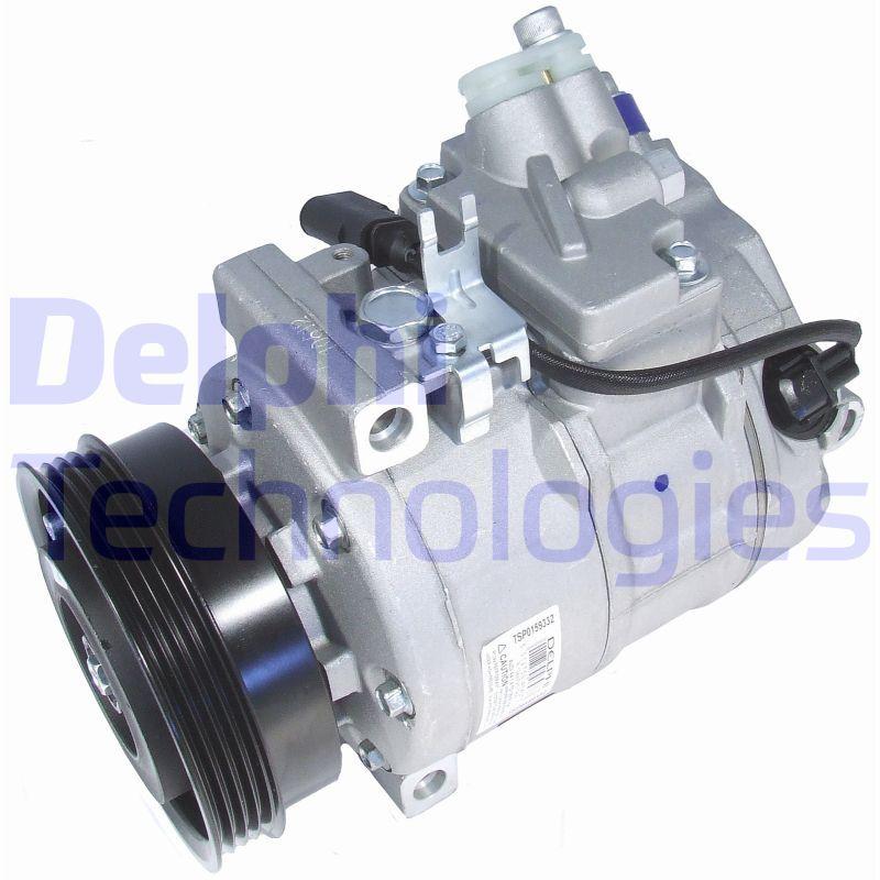Klimakompressor DELPHI TSP0159332