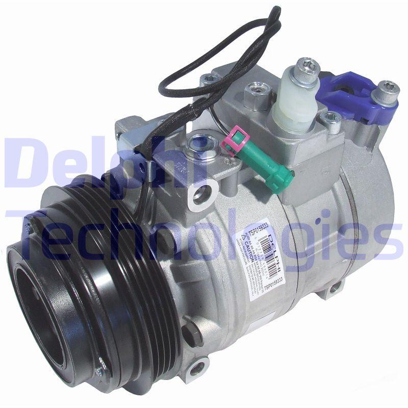 Kompressor Klimaanlage DELPHI TSP0159333