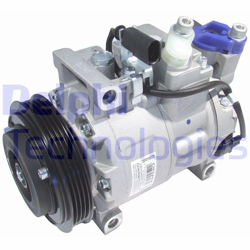 Kompressor Klimaanlage DELPHI TSP0159378