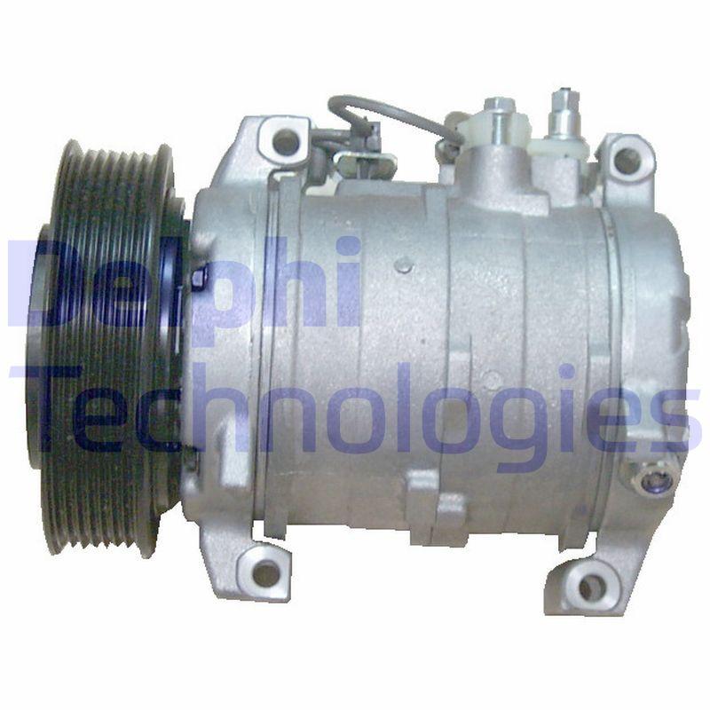 Original HONDA Kompressor Klimaanlage TSP0159478
