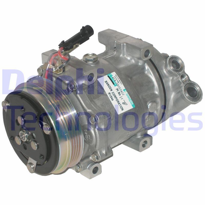Original FIAT Kompressor Klimaanlage TSP0159808