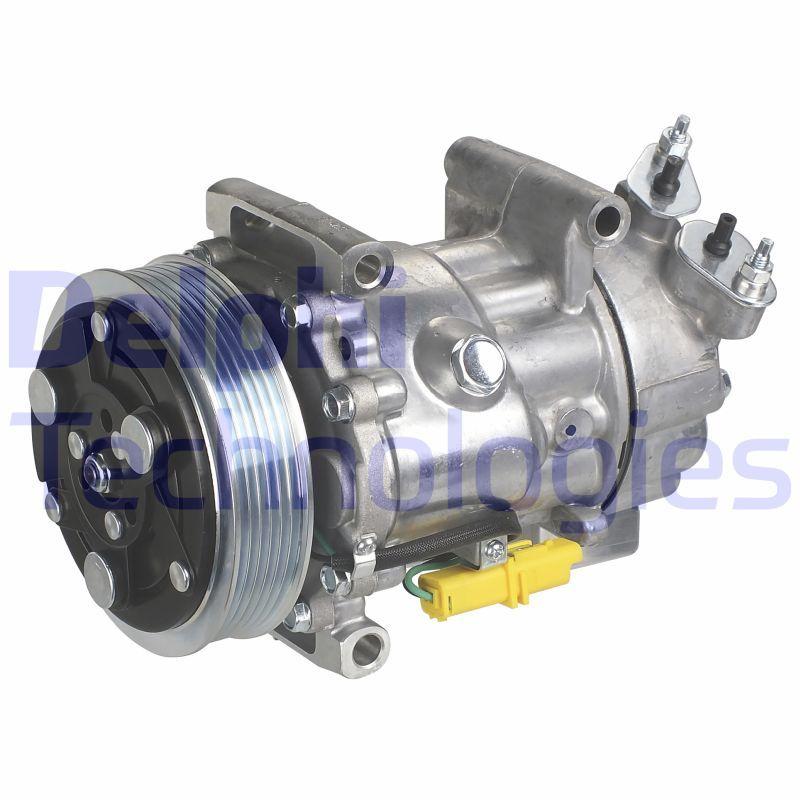 Original FIAT Kompressor Klimaanlage TSP0159851
