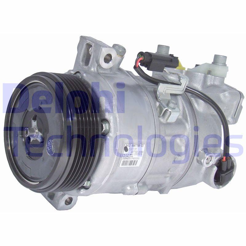 Kompressor Klimaanlage DELPHI TSP0159968