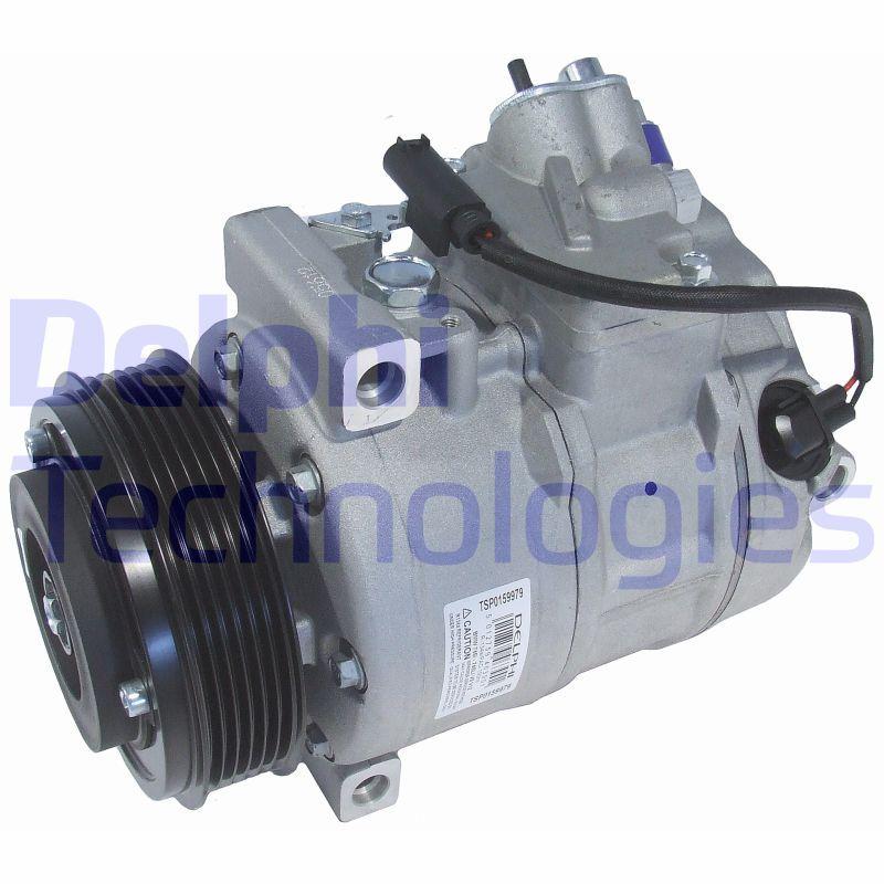 Original BMW Klimakompressor TSP0159979