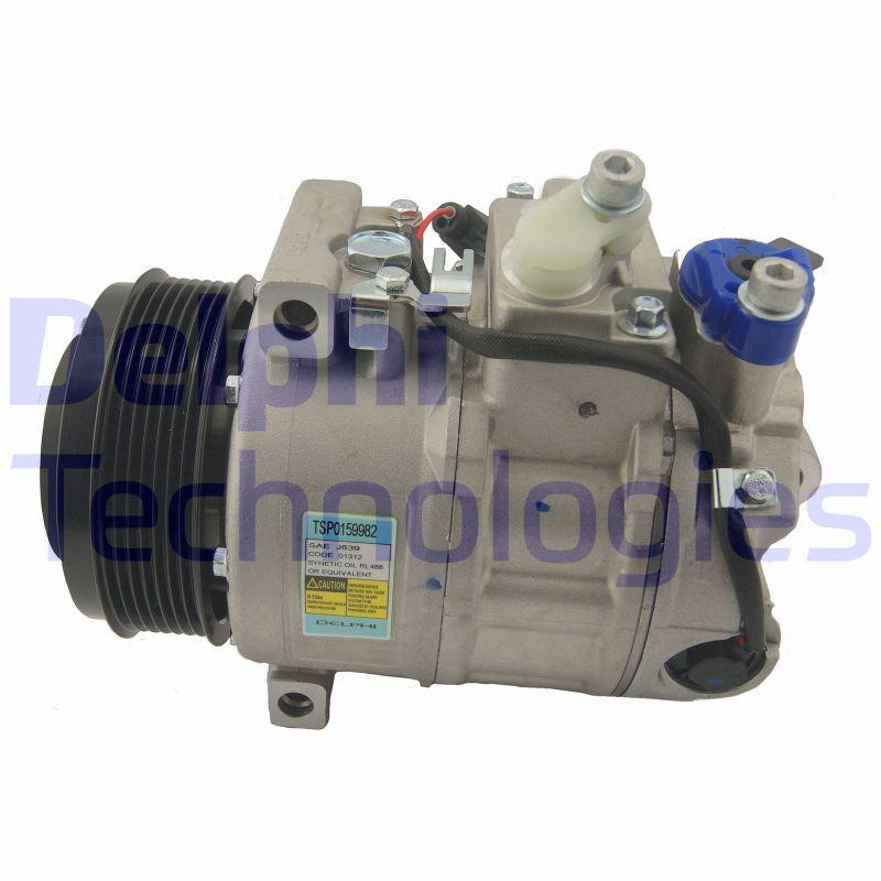 Original MERCEDES-BENZ Kompressor TSP0159982
