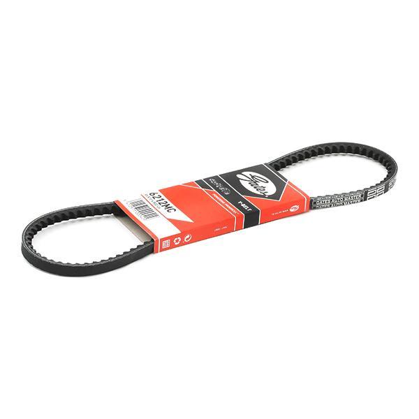 853216212 GATES Breite: 10mm, Länge: 800mm Keilriemen 6212MC günstig kaufen
