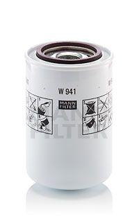 MANN-FILTER Filtro idraulico, Cambio automatico W 941 acquisti con uno sconto del 18%