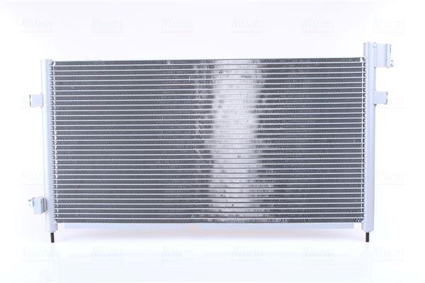 NISSENS Kondensor, klimatanläggning 94578 - köp med 18% rabatt