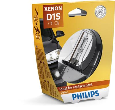 85415VIS1 Glühlampe, Fernscheinwerfer PHILIPS D1S - Große Auswahl - stark reduziert