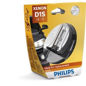 85415VIS1 Glödlampa, fjärrstrålkastare PHILIPS - Billiga märkesvaror