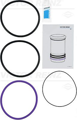 15-76804-03 REINZ O-Ring Set, cylinder sleeve: buy inexpensively