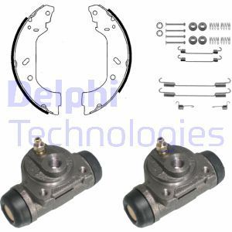 Reifendruckkontrollsystem DELPHI 9001-925