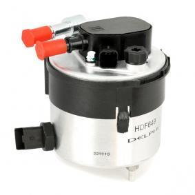 Delphi HDF656 filtro de combustible
