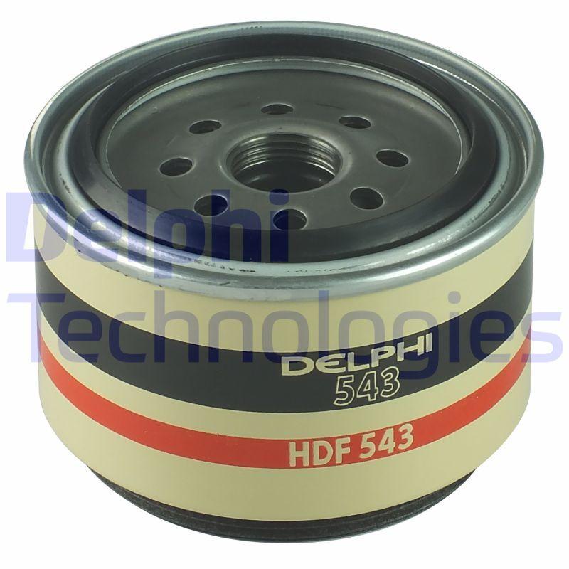 CHRYSLER Filtre à carburant d'Origine HDF543