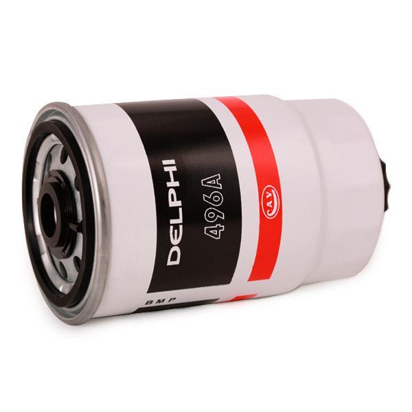 DELPHI   Kraftstofffilter HDF496
