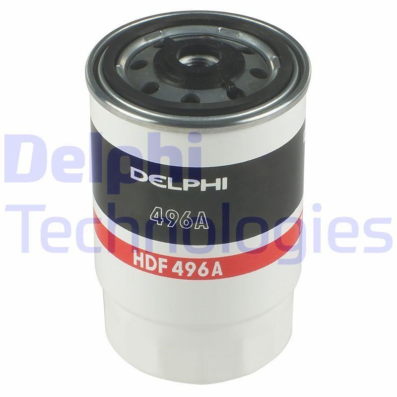 HDF496 Kraftstofffilter DELPHI Erfahrung