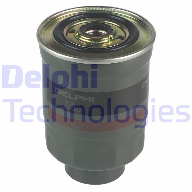 Achetez Filtre à carburant DELPHI HDF526 () à un rapport qualité-prix exceptionnel