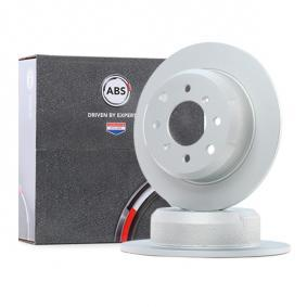 Brake Disc 15005 for ALFA ROMEO MONTREAL at a discount — buy now!