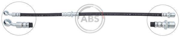 A.B.S.: Original Bremsschläuche SL 4313 (Gewindemaß 1: INN. M10x1, Gewindemaß 2: BANJO 10.0 mm)