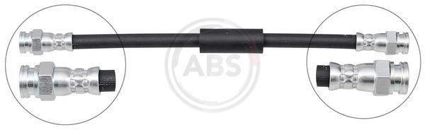 A.B.S.: Original Bremsschläuche SL 2321 (Gewindemaß 1: INN. M10x1, Gewindemaß 2: INN. M10x1)