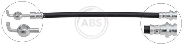 A.B.S.: Original Bremsschlauch SL 3769 (Gewindemaß 1: INN. M10x1, Gewindemaß 2: BANJO 10.0 mm)