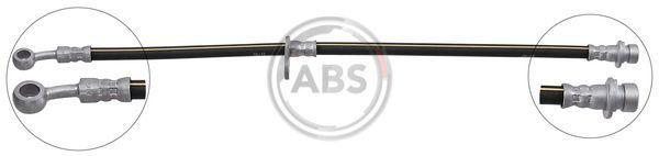 SL 5009 A.B.S. Gewindemaß 1: BANJO 10.0 mm, Gewindemaß 2: INN. M10x1 Bremsschlauch SL 5009 günstig kaufen