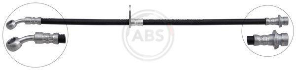A.B.S.: Original Bremsschläuche SL 4140 (Gewindemaß 1: INN. M10x1, Gewindemaß 2: BANJO 10.0 mm)