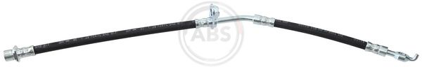 A.B.S.: Original Bremsschlauch SL 6286 (Gewindemaß 1: BANJO 10.0 mm, Gewindemaß 2: INN. M10x1)