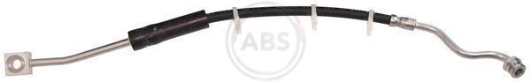 A.B.S.: Original Bremsschlauch SL 4691 (Gewindemaß 1: INN. 3/8x24, Gewindemaß 2: BANJO 9.6MM)